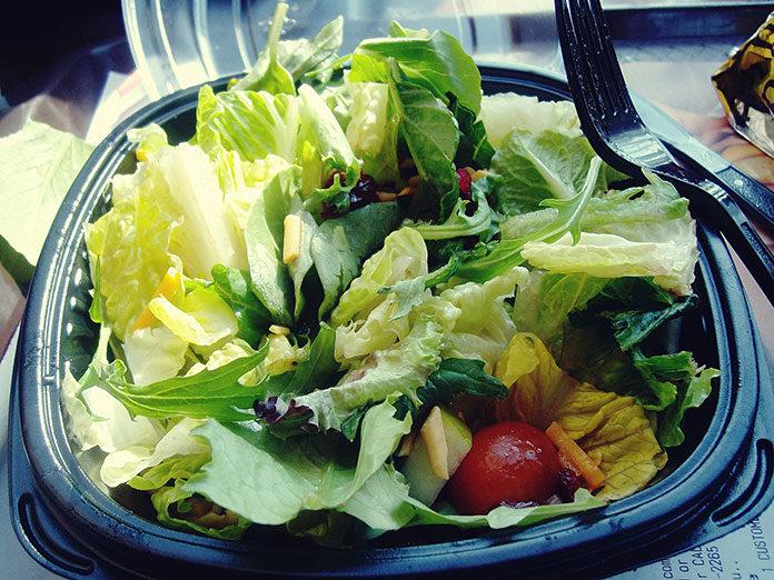 Zdrowa żywność to zdrowy człowiek