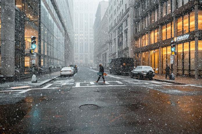 Co robić zimą w mieście?