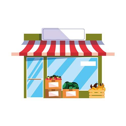 Znajdź sklep za rogiem