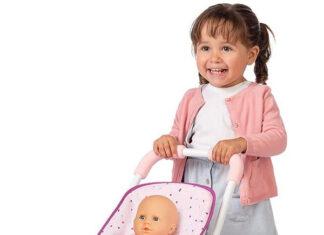 wózek lalka