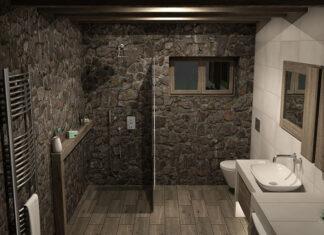 Drabinkowe grzejniki do łazienki